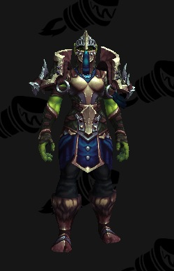 Transmog Sets and Weapons from Garrison Buildings - Guides - Wowhead