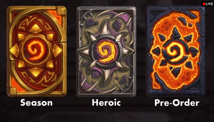 Blackrock Mountain Card Backs