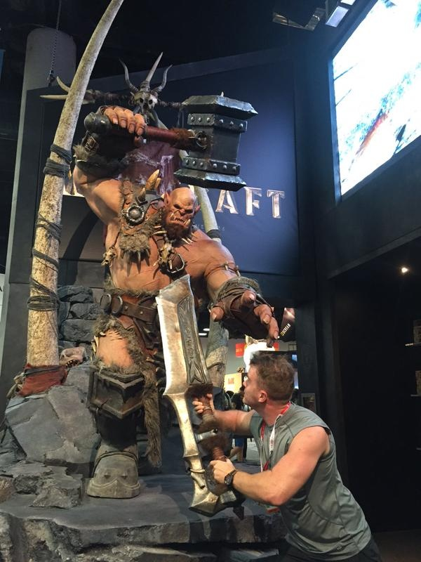 Lothar Warcraft Movie