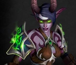 havoc demon hunter legendary guide