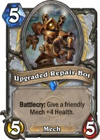 Upgraded Repair Bot