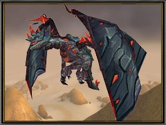 Reins Of The Volcanic Stone Drake