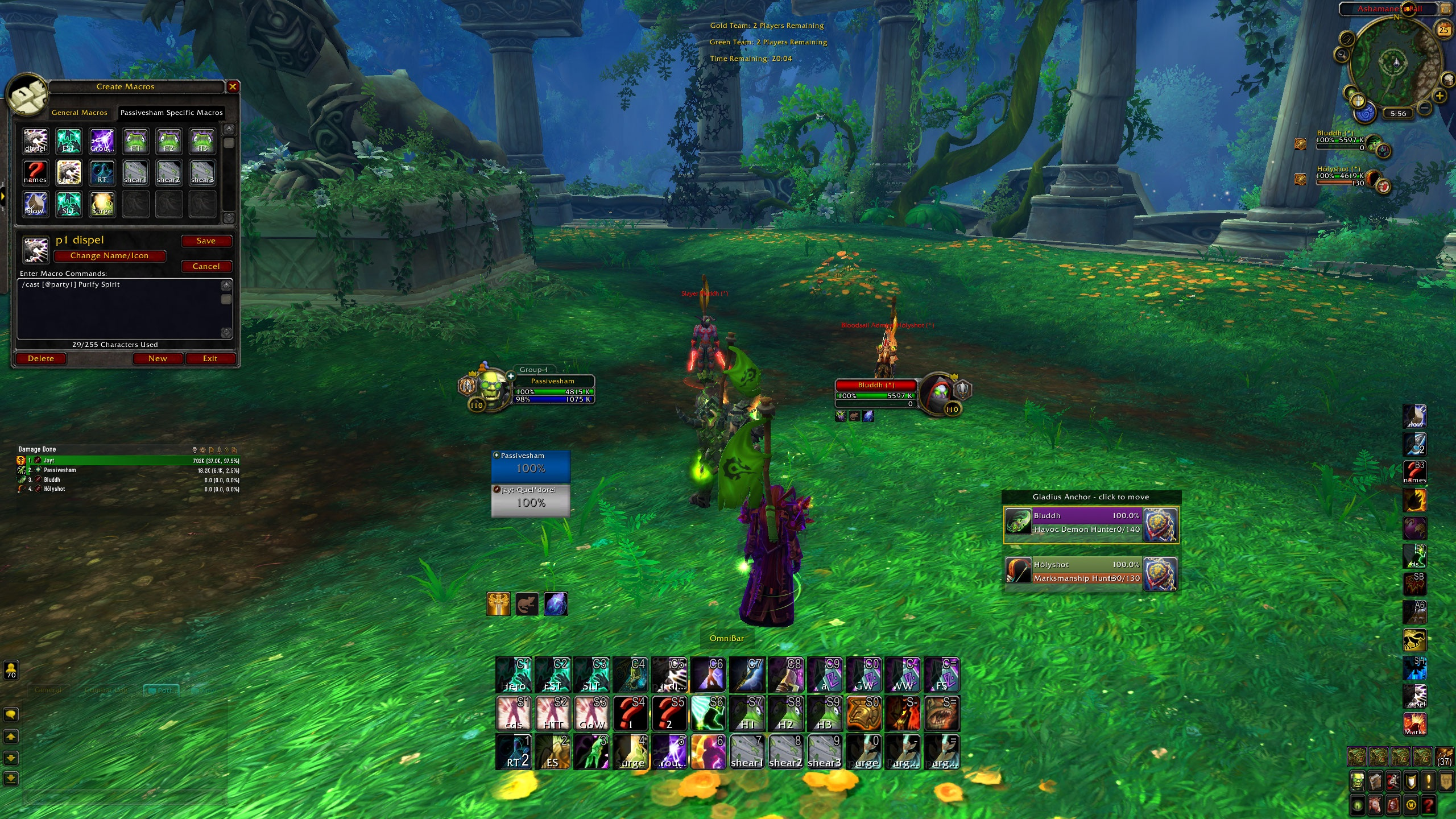 Macros for Arena PvP - Guides - Wowhead