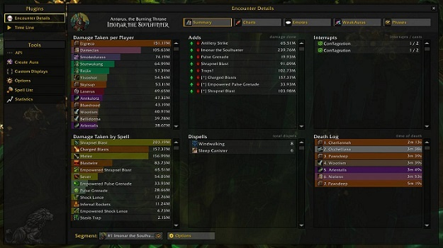 Details! Damage Meter Addon Guide - Guides - Wowhead