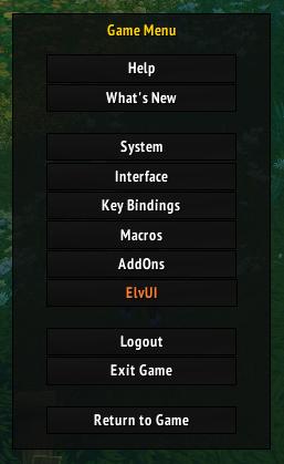 ElvUI Addon Guide - Guides - Wowhead
