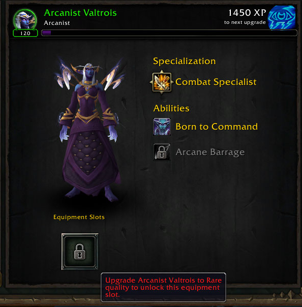 Battle For Azeroth Mission Table And Followers Guides Wowhead