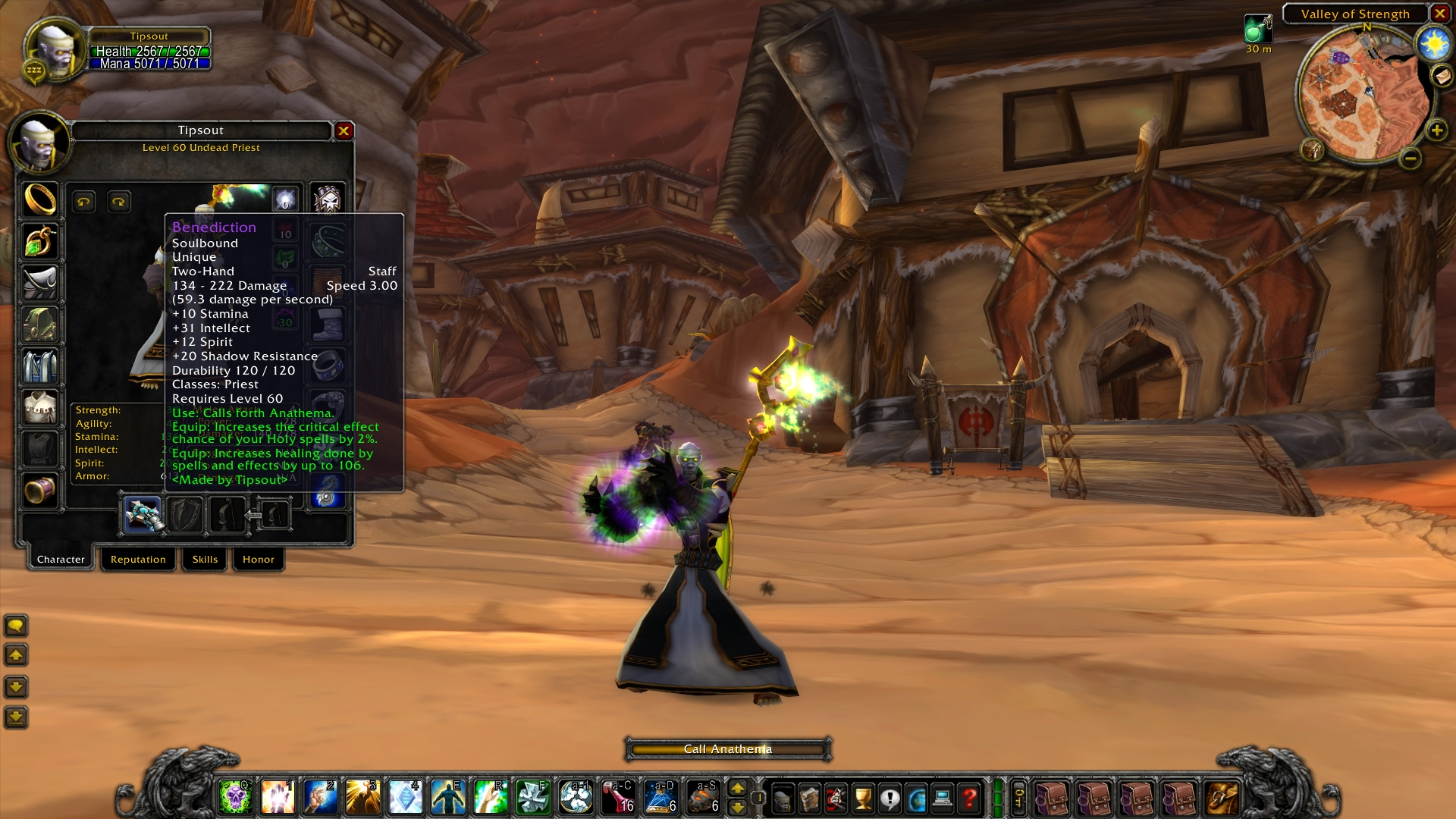 Tips' Classic WoW Anathema and Benediction Guide - Guides - Wowhead