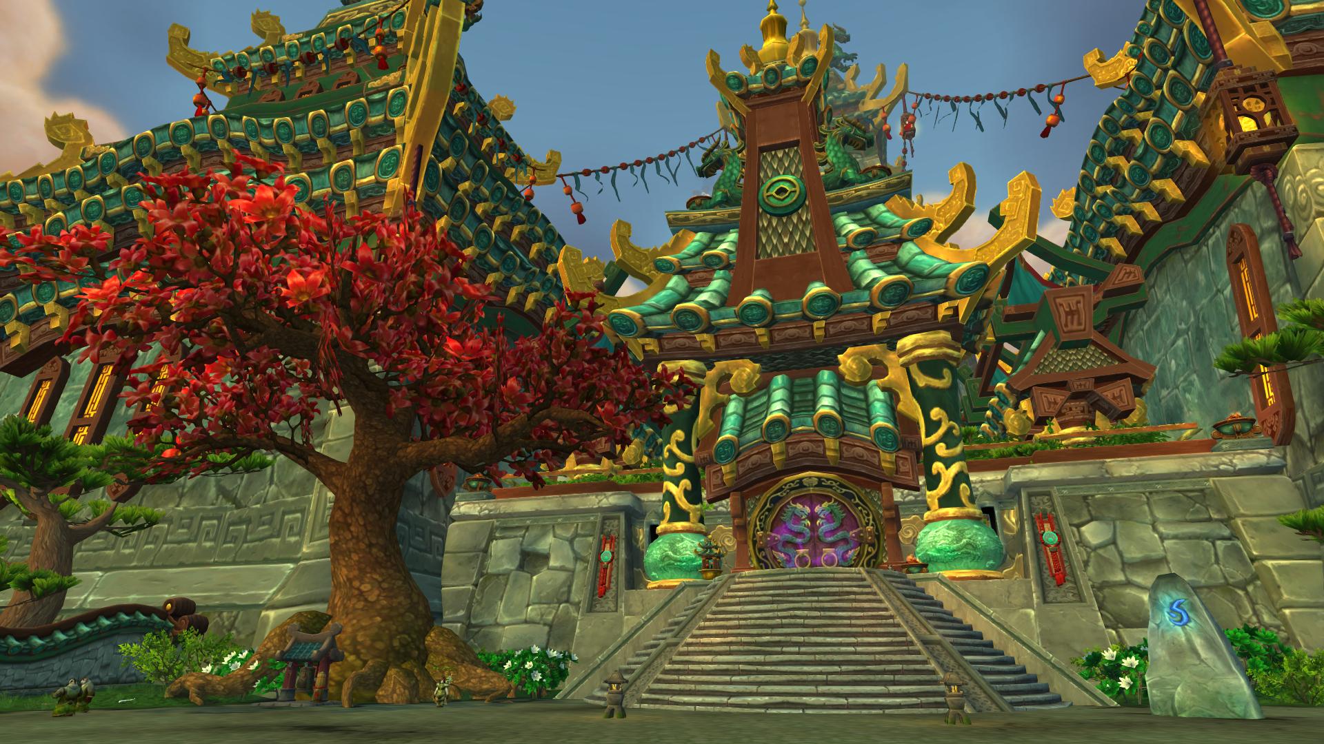 Вход в подземелья (Инсты) WoW: Mists of Pandaria