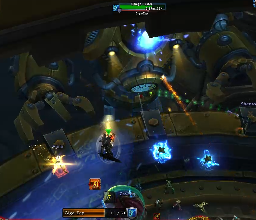 Operation: Mechagon Megadungeon Ability and Strategy Guide
