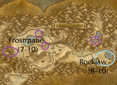 Classic Cloth Farming Guide Best Places For Linen Cloth And Wool Cloth Guides Wowhead