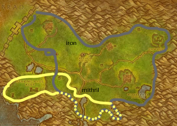 Wow Classic Ore Farming Guide From Copper To Thorium Guides Wowhead
