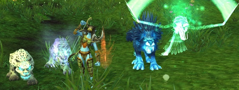 Spirit Beasts: The Huntress and the Hunted - Guides - Wowhead