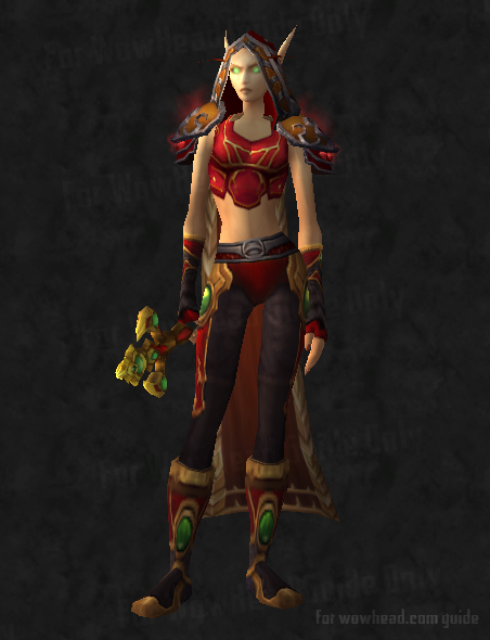 Custom Transmog Set [both Practical and RP sets] - Guides - Wowhead