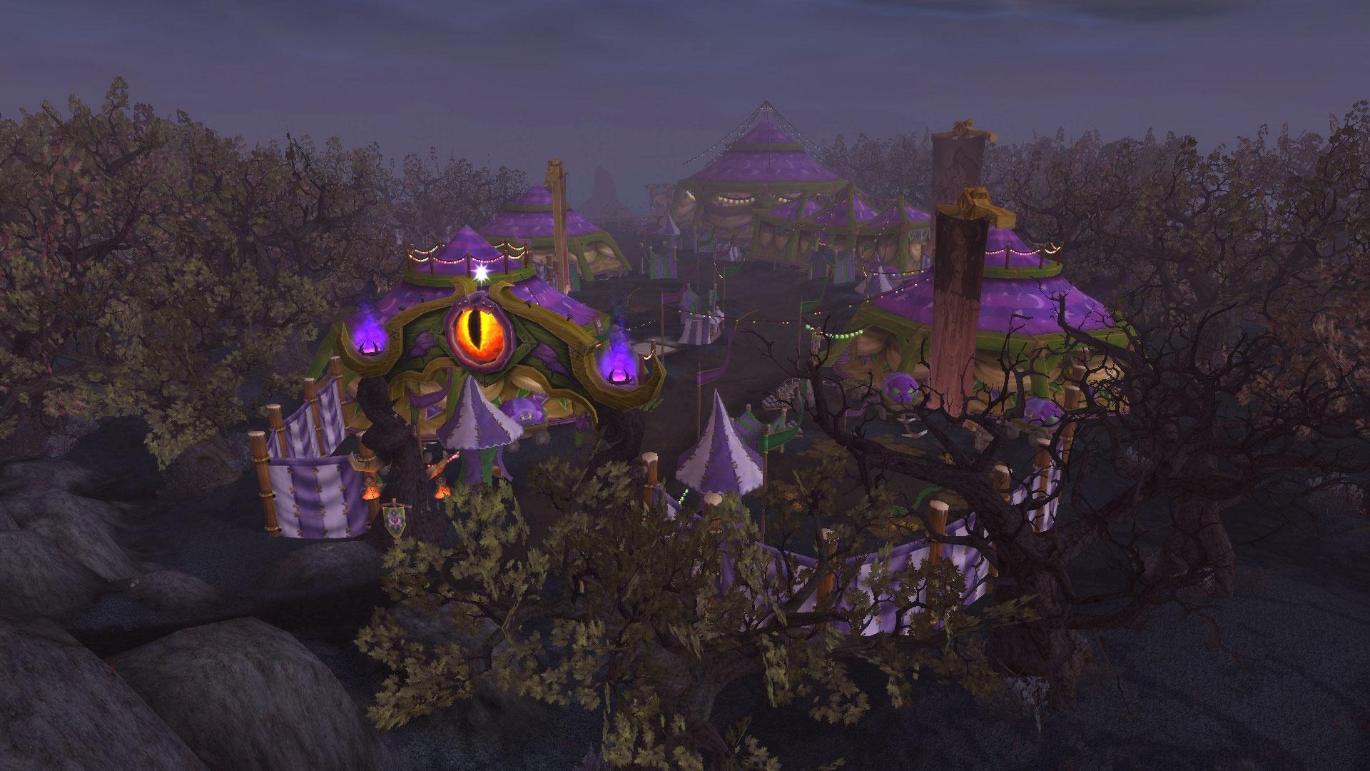 Darkmoon Island Let The Adventure Begin Guides Wowhead