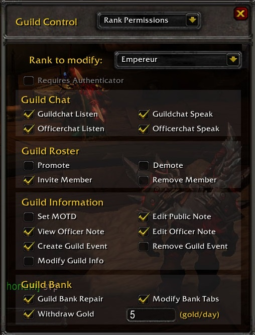 The guilds guide - Guides - Wowhead