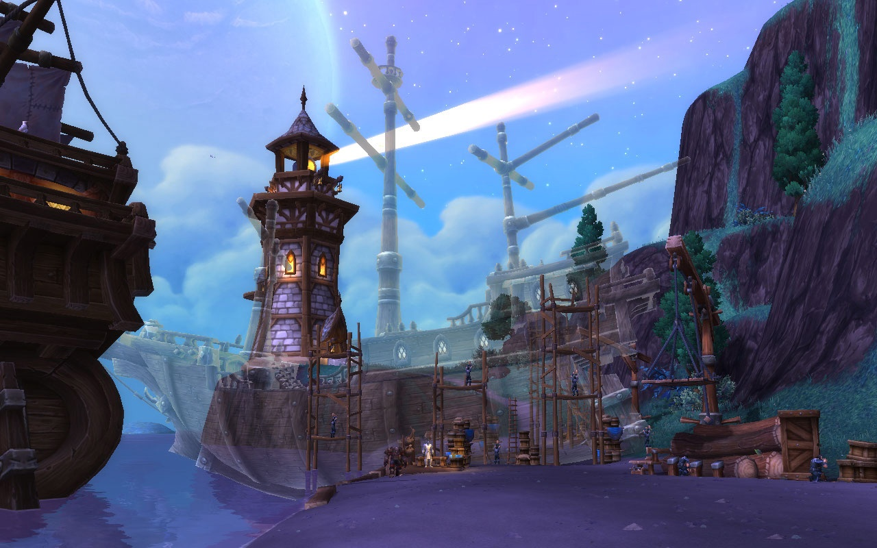 Warlords Of Draenor Shipyard Guide Guides Wowhead