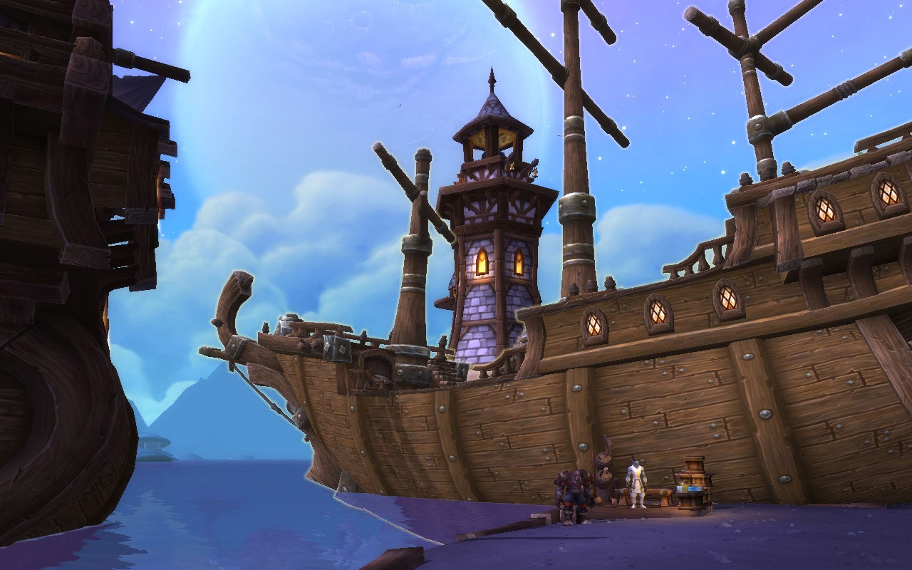 Warlords of draenor shipyard guide guides wowhead building your ships malvernweather Images