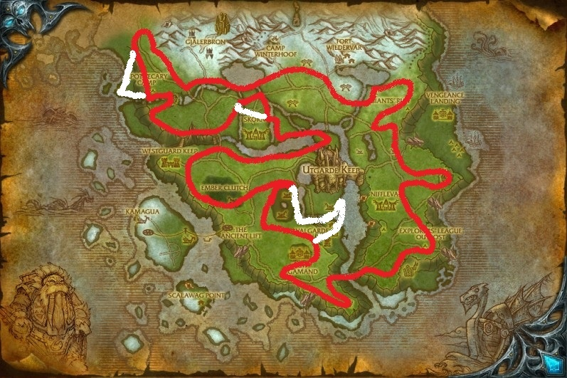 Leveling Herbalism 1-525 (without MoP) - Guides - Wowhead