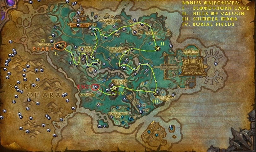 Wow Speed Leveling Guide | Wow Leveling Guide Wod