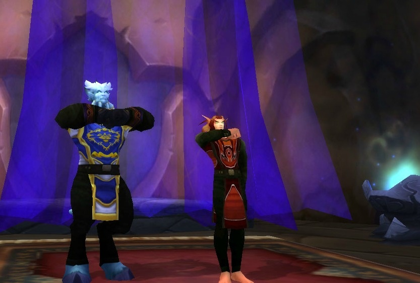 A Guide to Getting [25 Tabards] [Archive] - Guides - Wowhead