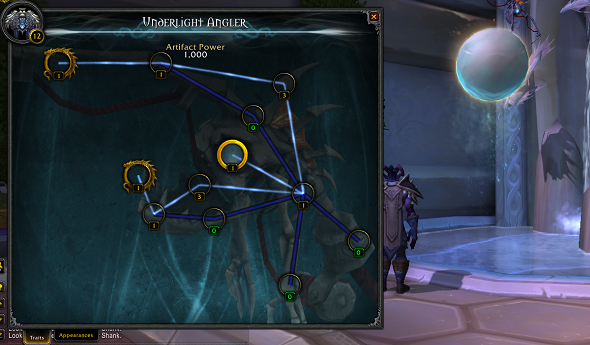 Leveling The Artifact