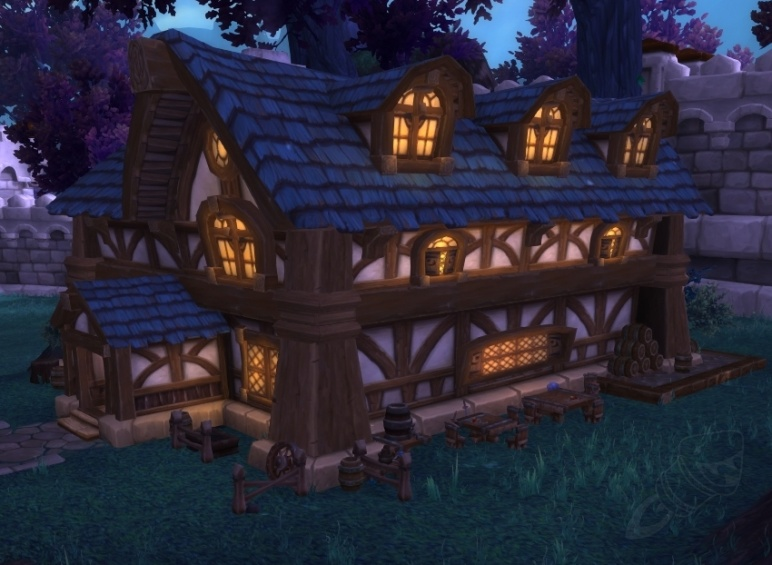 Guide to the garrison lunarfall inn frostwall tavern guides this guide covers the inn tavern a garrison building in warlords of draenor that fits on a medium plot malvernweather Image collections