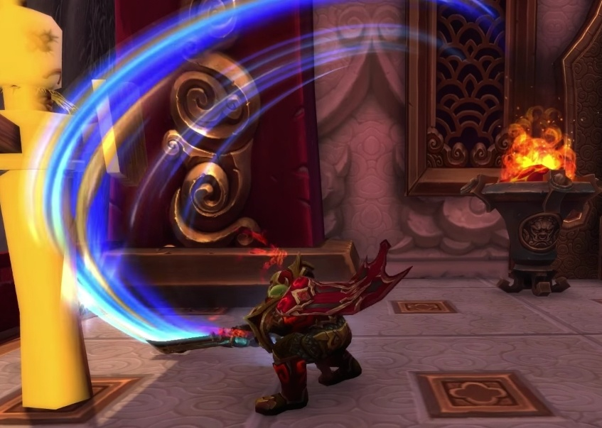 Arms Warrior Enchants Gems Enhancements Battle For Azeroth 81