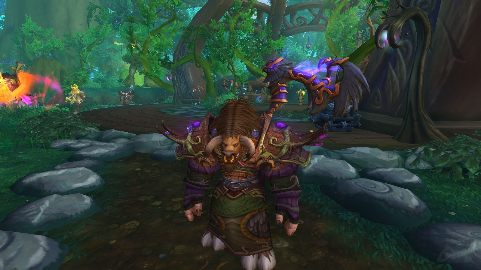 Restoration Druid Rotation Guide – Battle for Azeroth 8 2 - Rise of