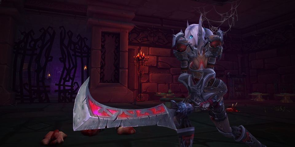 Blood Death Knight Tank Talents & Build Guide – Battle for Azeroth