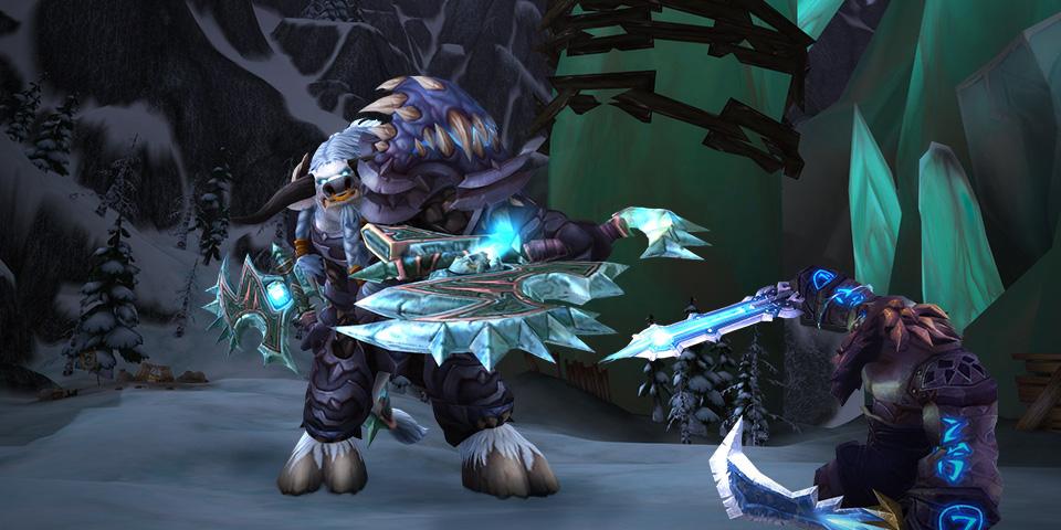 Frost Death Knight Enchants Gems Enhancements Battle For