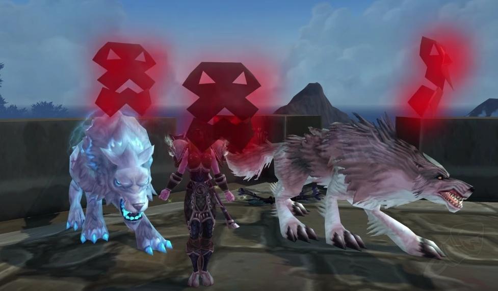 Beast Mastery Hunter Enchants Gems Enhancements Shadowlands 9 0 2 Guides Wowhead