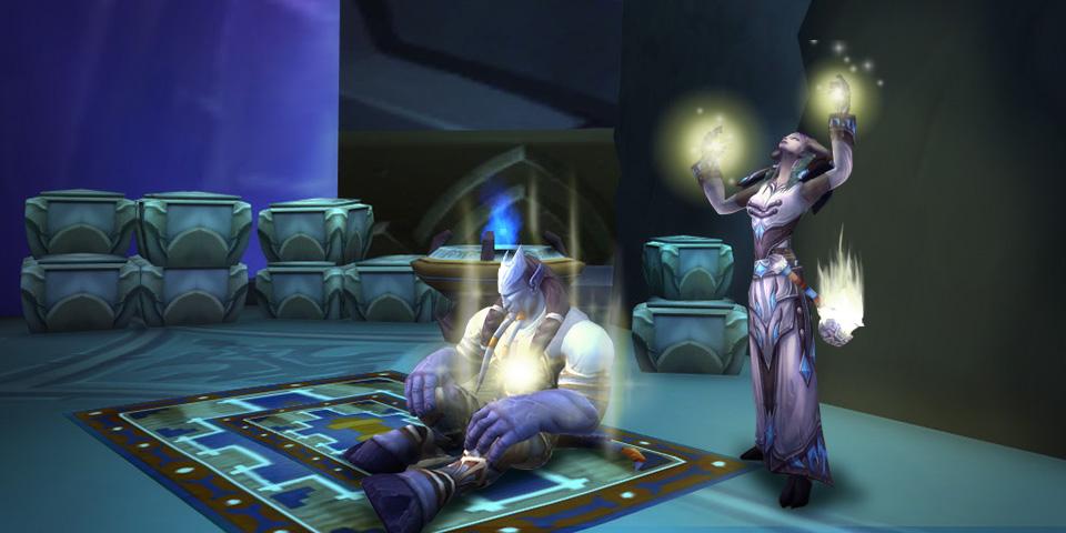 Holy Priest Enchants Gems Enhancements Battle For Azeroth 81