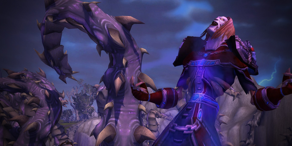 Shadow Priest DPS Talents & Build Guide - Battle for Azeroth