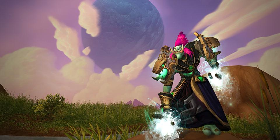 Restoration Shaman Enchants Gems Enhancements Battle For