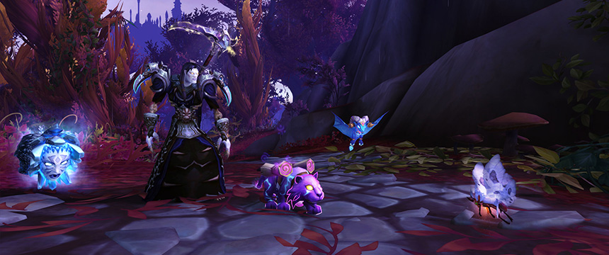 Affliction Warlock Enchants, Gems & Enhancements - Battle for