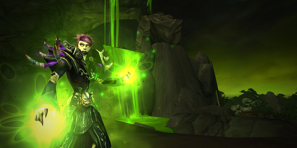 Destruction Warlock Gear, Tier Sets & BiS - Battle for