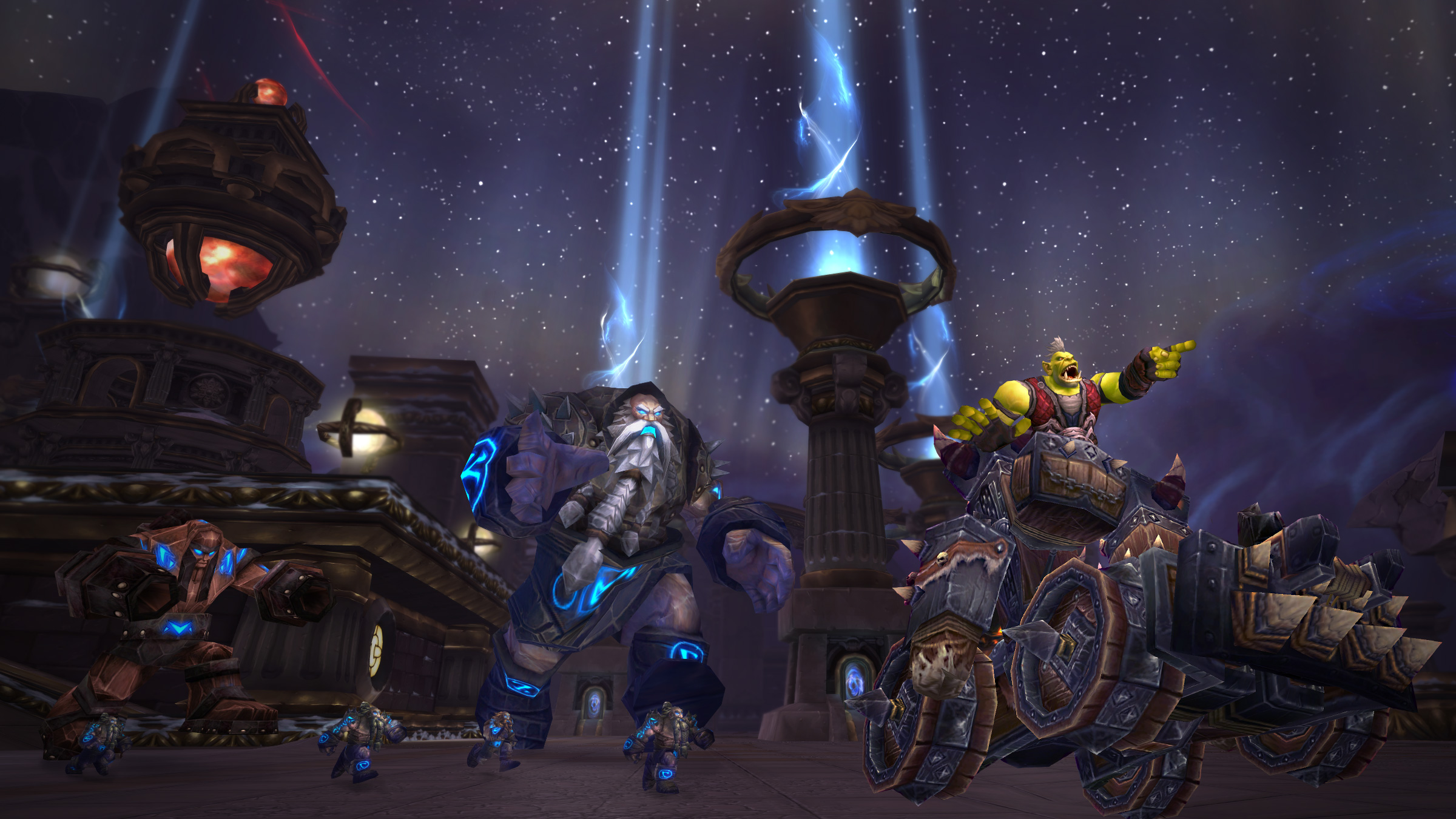 Guide To Timewalking Holidays And Rewards Guides Wowhead