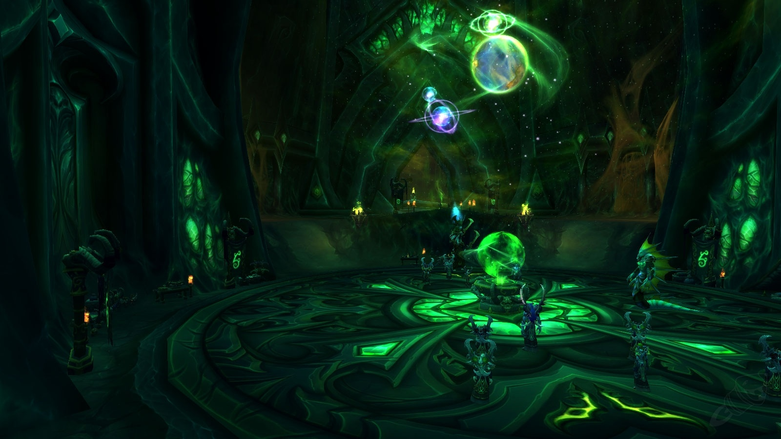 Legion Class Hall Overview Guides Wowhead