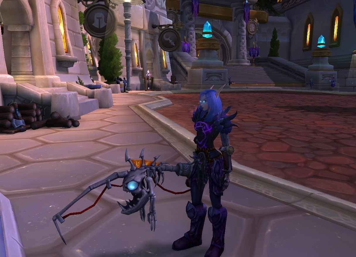 The Underlight Angler - A Step by Step Guide to Obtaining Legion's