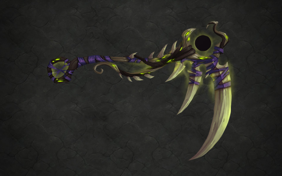 Balance Druid Artifact Weapon Scythe Of Elune Guides Wowhead