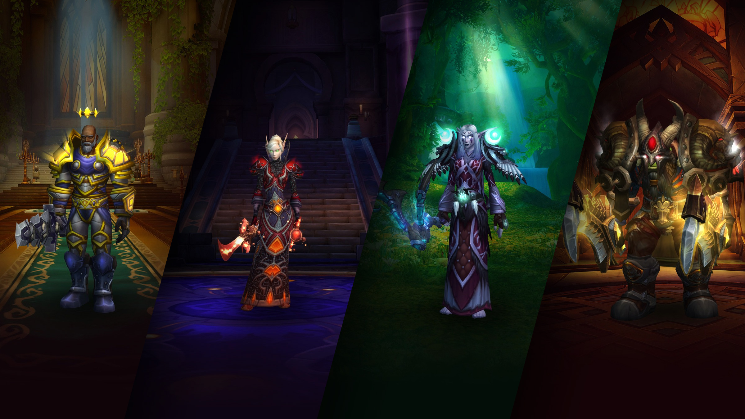 Catch-Up Tips for Returning 110 Players and Alts in Legion - Guides