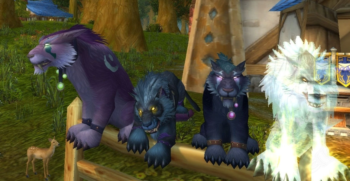 Feral Druid DPS Beginner's Guide - Battle for Azeroth 8 2 0 - Guides