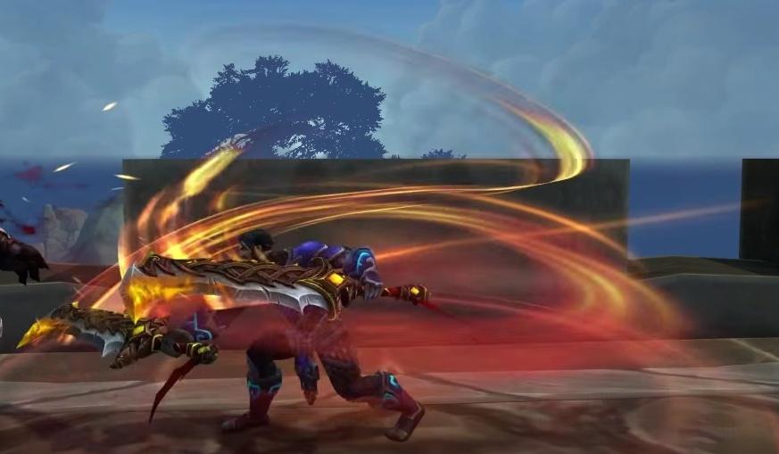 Intimidating shout fury warrior