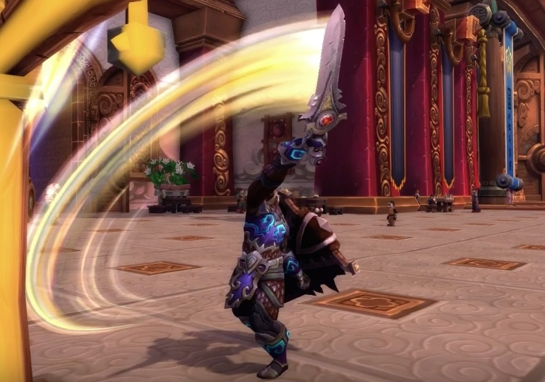 Protection Warrior Stat Priority Battle For Azeroth 81 Guides