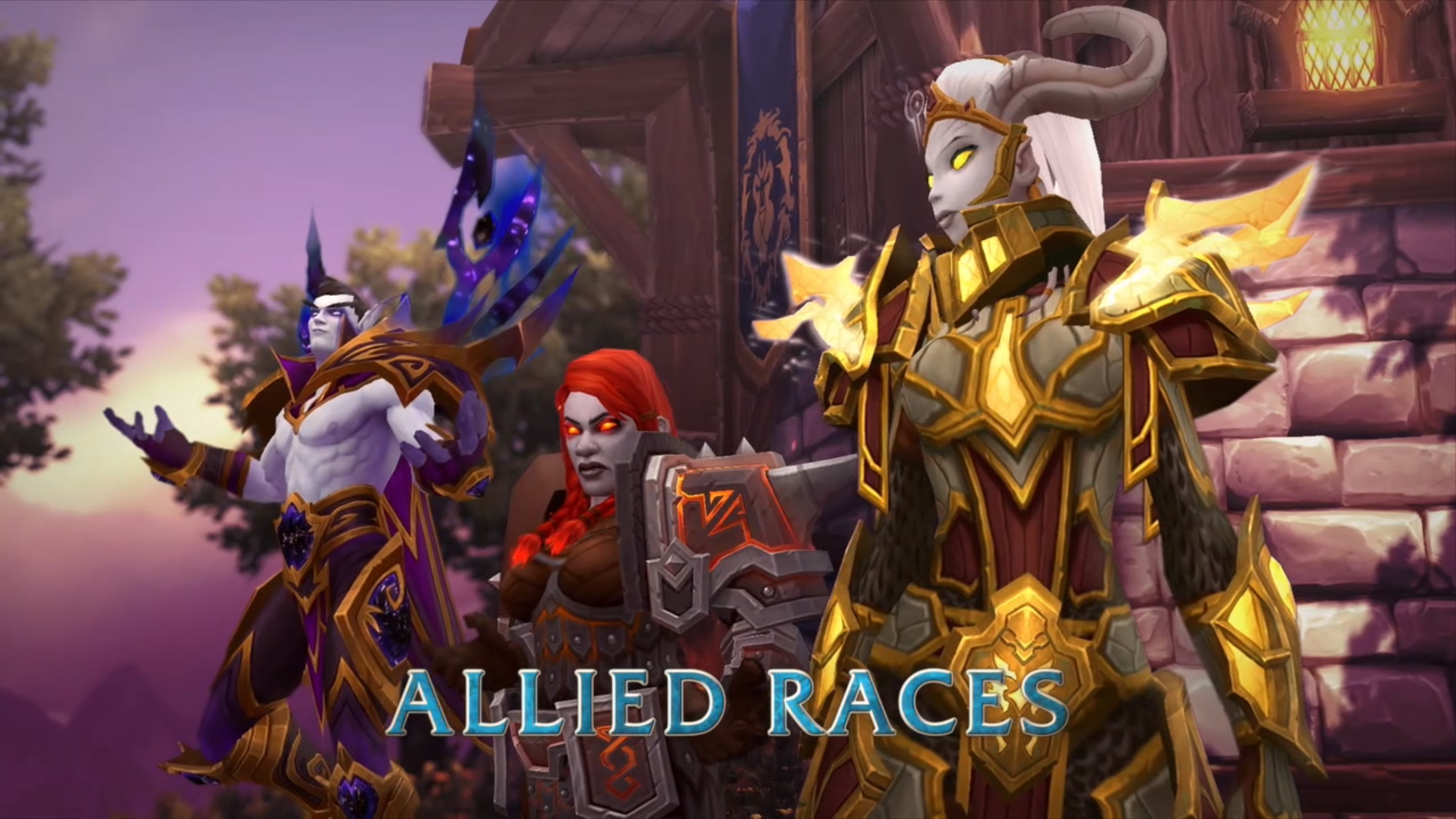 Allied Races Overview - Guides - Wowhead