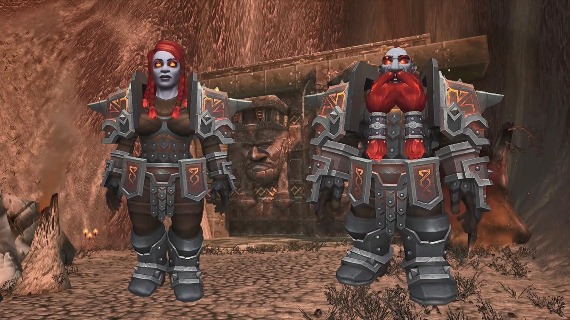 Black Iron Dwarf