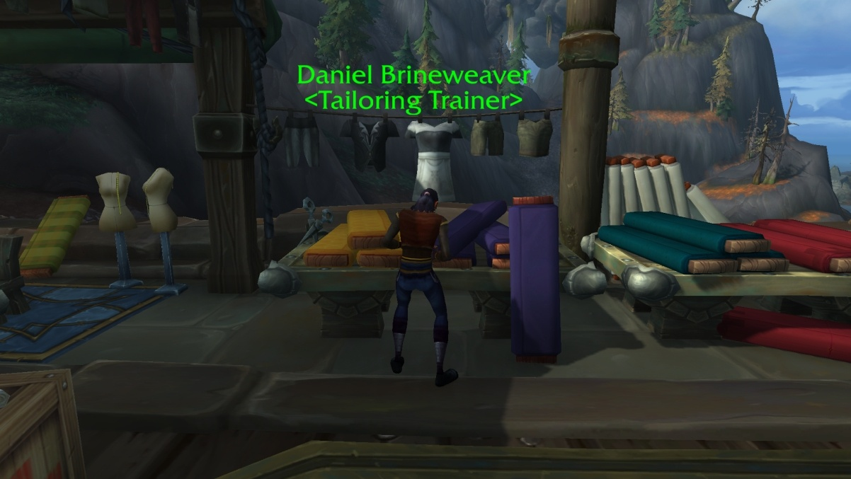 Bfa tailoring guide battle for azeroth (8. 1) wow-professions.