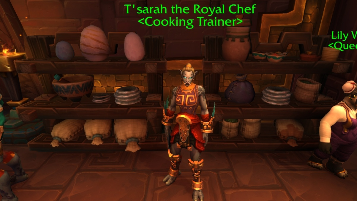 Battle For Azeroth Cooking Guide Guides Wowhead