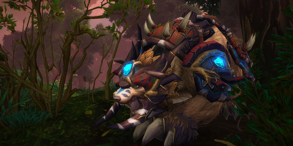 Guardian Druid Adapting to the Pre-Patch - Battle for