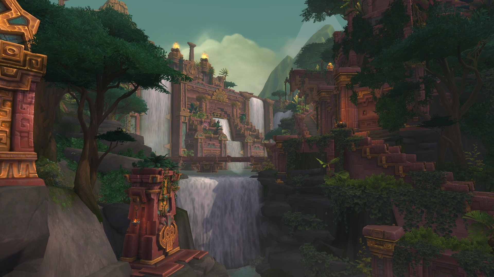 6743 - Warcraft's cities and their real world equivalents